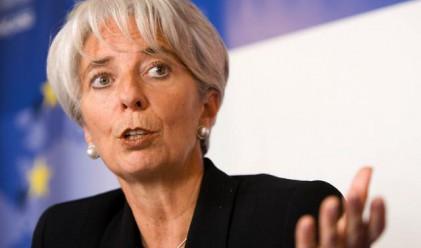 К. Лагард стана първата жена управляващ директор на МВФ