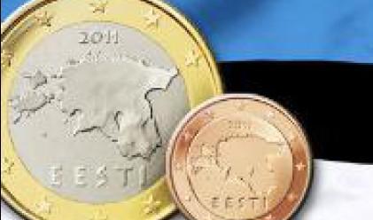 Естонец обмени в банка 400 кг монети