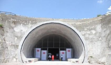 Наша компания построи третия по големина тунел в Германия