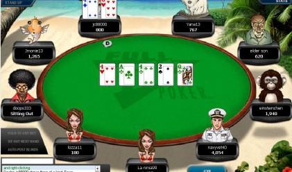 Отнеха лиценза на Full Tilt Poker