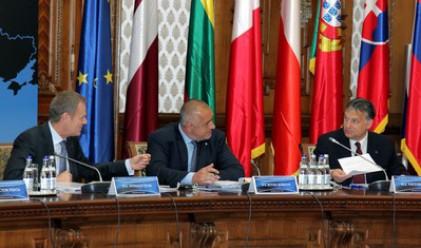 Борисов призова ЕК да не намалява парите за бедните страни членки
