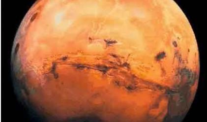 Компания набира средства за селище на Марс с риалити шоу
