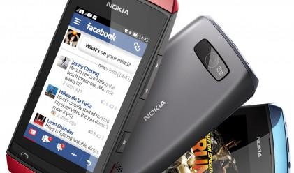 Nokia пуска евтини смартфони