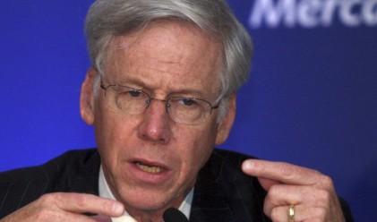 Преговарящият за гръцкия дълг подаде оставка