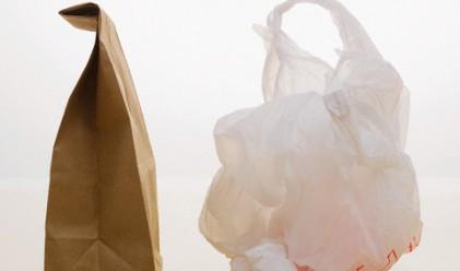 Найлоновите торбички поскъпват заради нова такса