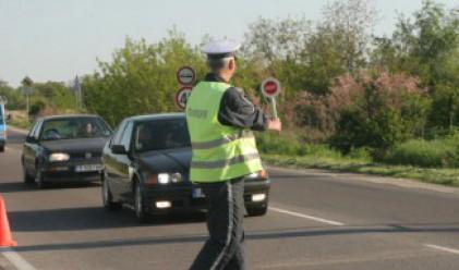 Полицията излови 676 шофьори без Гражданска