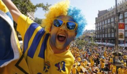 Най-екстравагантните фенове на Евро 2012