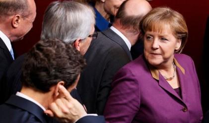 Европейските лидери са провели телефонна конференция