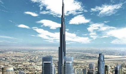 Най-високата сграда в света - само за 90 дни