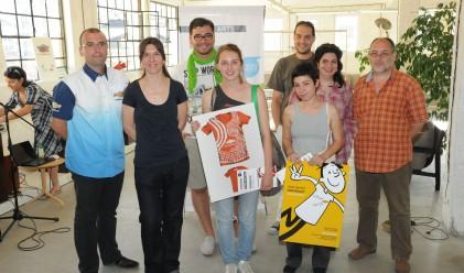 Chevrolet награди победителите в конкурс за изкуства