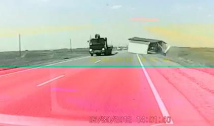 Предизвикателствата на шофирането в Русия (видео)