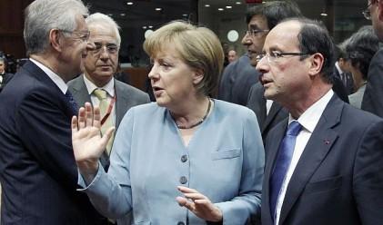 Марио Монти: Имаме седмица за спасение на еврото