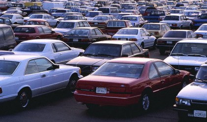 120 автомобила стоят непотърсени на наказателните паркинги в София