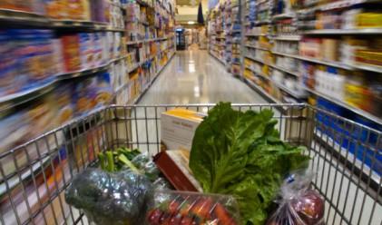 Голи клиенти щурмуваха супермаркет в Германия