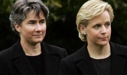 Дъщерята на Дик Чейни се ожени за приятелката си