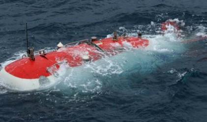 Китайска подводница се спусна на 7 000 м