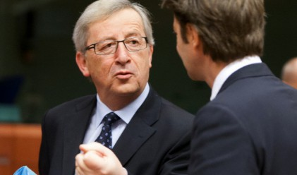 Юнкер остава председател на Еврогрупата