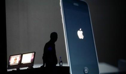 Apple е доставила 250 млн. телефона iPhone за пет години