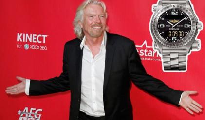 Любимите часовници на богатите