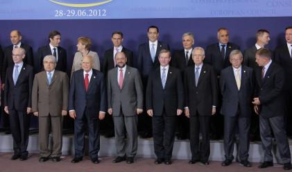 Европейските лидери одобриха пакт за растеж от 120 млрд. евро