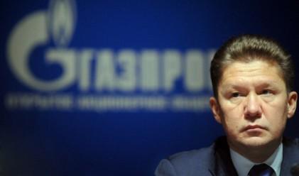 Чистата печалба на Газпром за първи път надхвърли 1 трлн. рубли