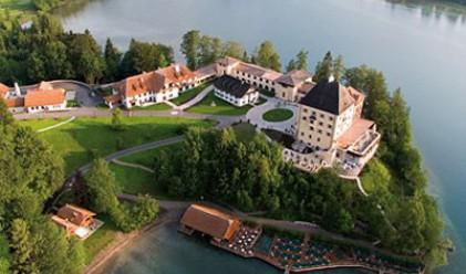 Още 5 луксозни хотела в замъци