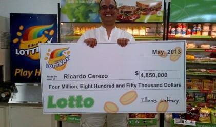 Американец намери забравен лотариен билет за 5 млн. долара