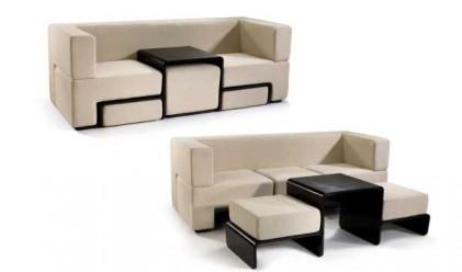 5 типа мебели, идеални за малки жилища