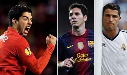 Само осем футболисти оценени на над 50 млн. евро