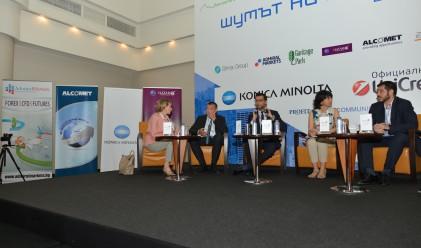 Р. Тренчева: Борбата в технологиите оттук нататък е на талантите