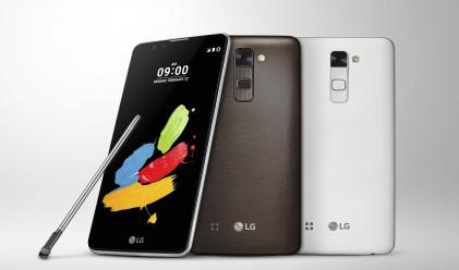 Смартфон на седмицата: LG Stylus 2