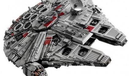 10 невероятно скъпи комплекти Lego