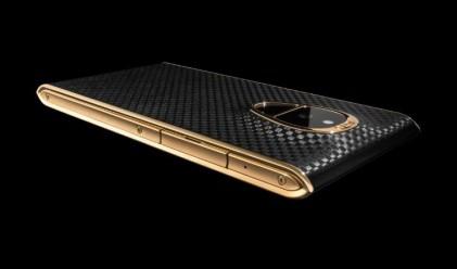 Супер сигурен смартфон излиза на пазара с цена от 14 000 долара