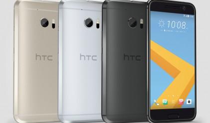 Смартфон на седмицата: HTC 10