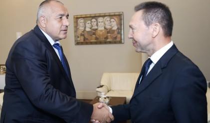 Борисов: Българската банкова система е стабилна