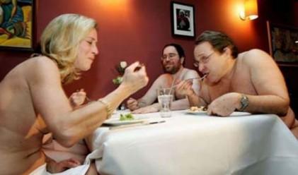 В Лондон отвори врати първият нудистки ресторант