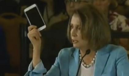 Високопоставен щатски политик: Стив Джобс не е изобретил iPhone