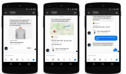 В бъдеще ще можете да си купувате всичко през Facebook Messenger