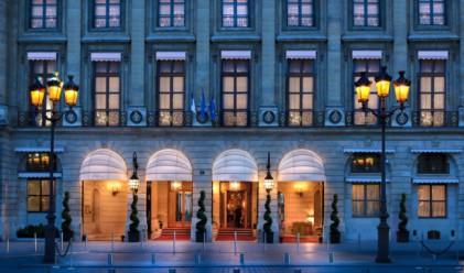 Вижте как изглежда обновеният хотел Ritz в Париж