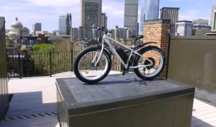 Стартъп обещава евтин електрически велосипед
