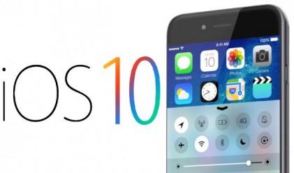 Новата iOS 10 за iPhone ще ви припомня къде сте паркирали