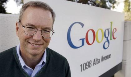 Ерик Шмид прогнозира кой ще е следващия 100-милиарден бизнес