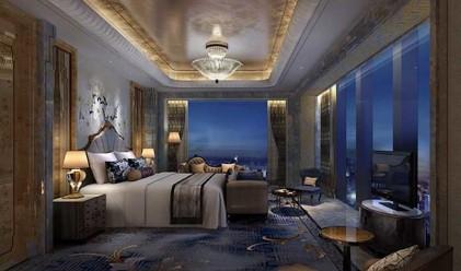 Вижте най-новият седемзвезден хотел в света
