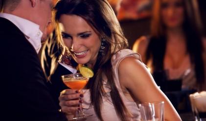 За дамите и алкохола...
