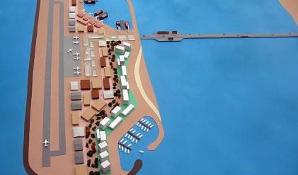 Израел строи изкуствен остров, за да свърже Газа със света?