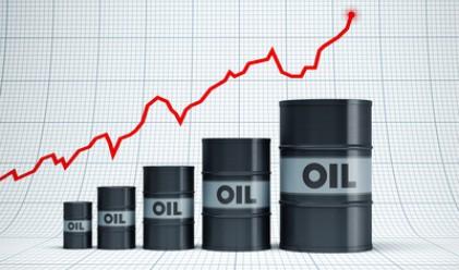 Експерти: Петролът - 80 долара за барел през 2017 г.