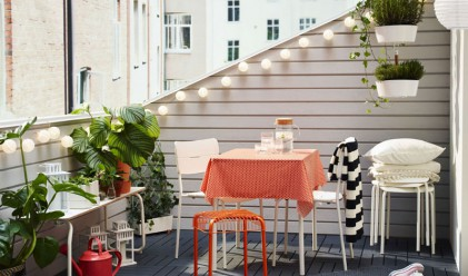 Трансформирайте балкона си за лятото