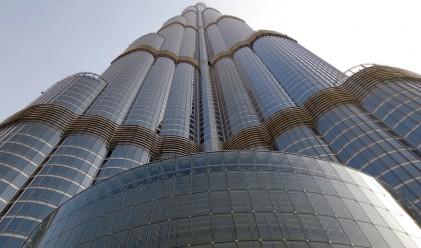 Отпийте глътка вода от Burj Khalifa