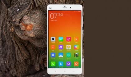 Фаблетът Mi Note на Xiaomi и със заоблен дисплей?