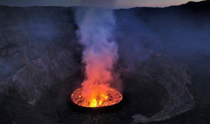 Редки световни чудеса: вулканичните езера от лава